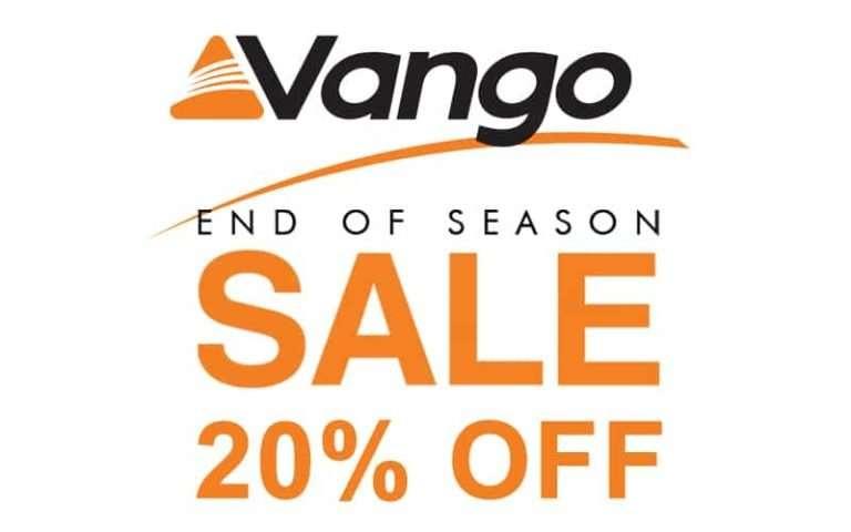 Vango Awnings sale