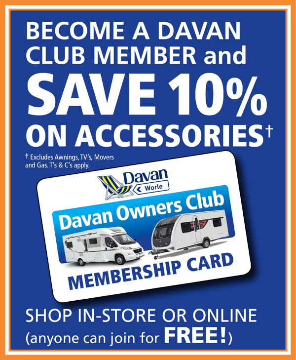 Davan Members Club Ad