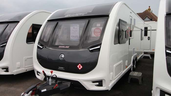 2018 Swift Eccles 635 Exterior Front