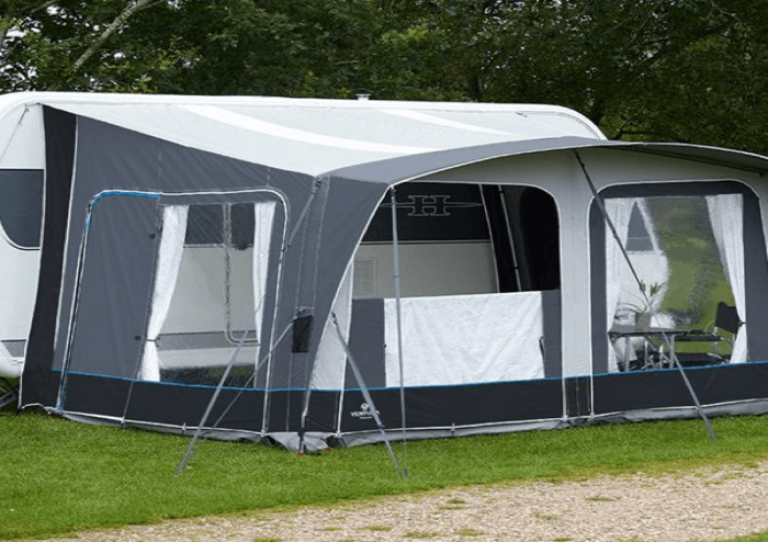 Caravan Porch Awning 2018-Ventura-Air-Trinus-400-Awning