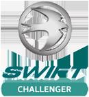 Swift Challenger Caravan Logo 2018