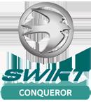 Swift Conqueror Caravan Logo 2018