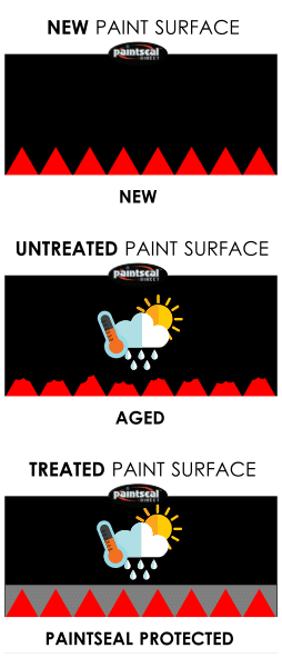 Paint Seal Paint Protection