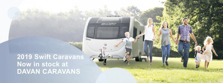 2019 Swift Caravans for sale