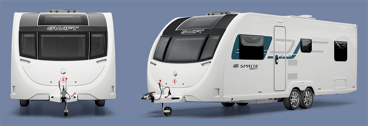 2019 Swift Sprite Super exterior