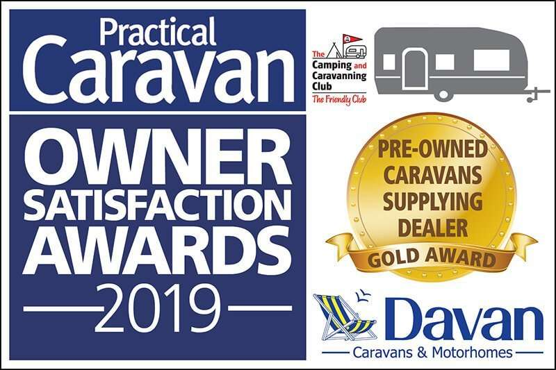 2019 Pre-owned Caravan Gold Award