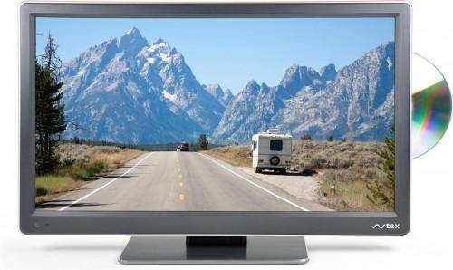 This TV is free when you buy a caravan or motorhome at Easter weekend at Davan.