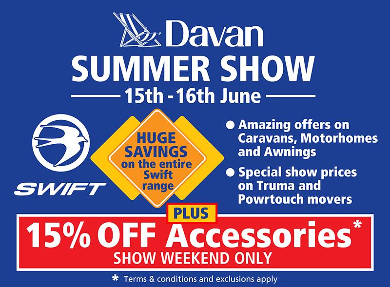 Davan Summer Show