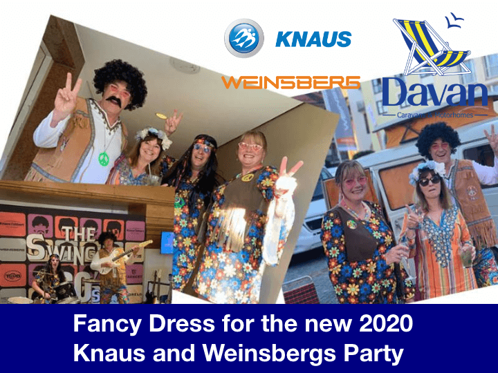 2020 Knaus and Weinsberg release party