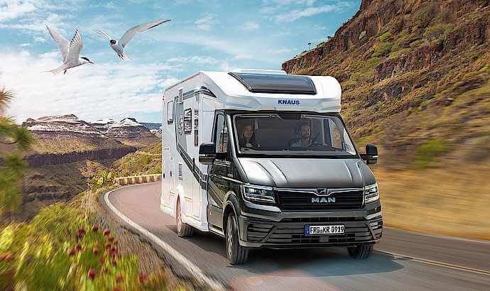 Knaus Van Ti Plus 2020