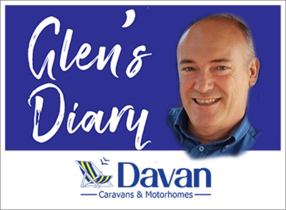 Glens Diary