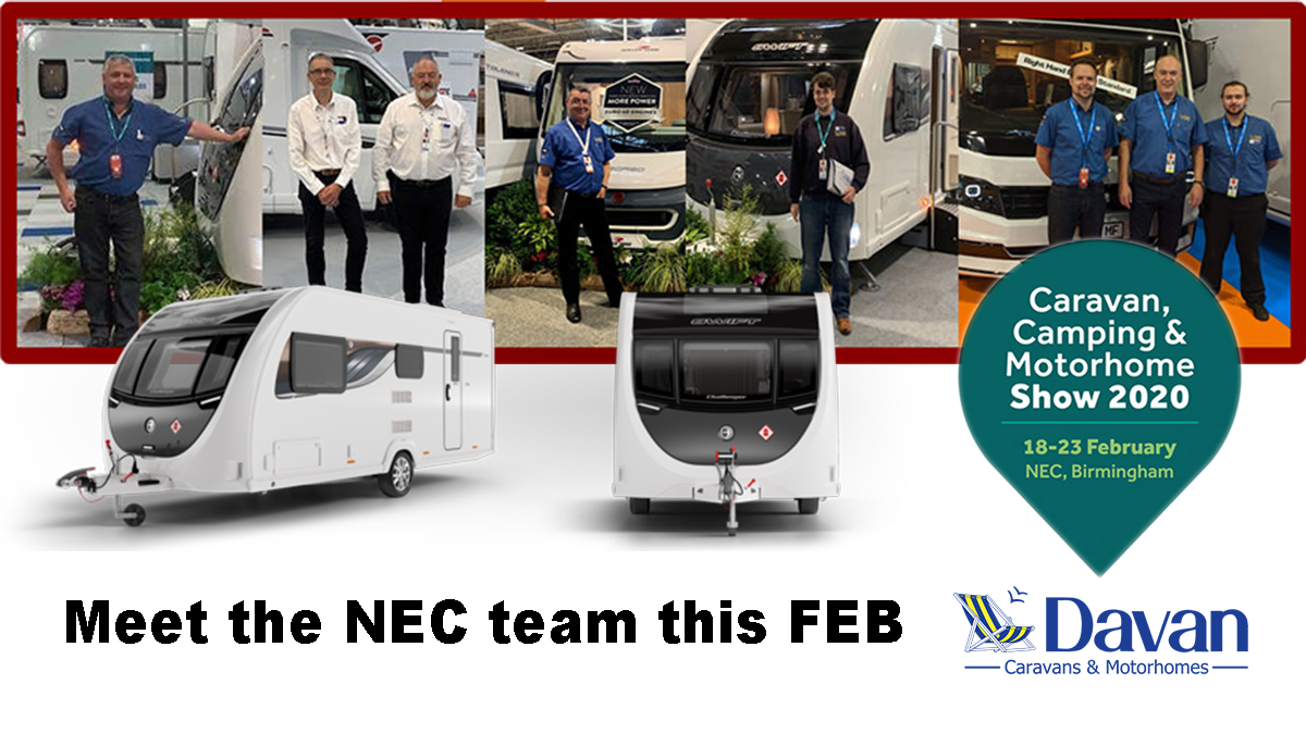 Meet the NEC team February 2020