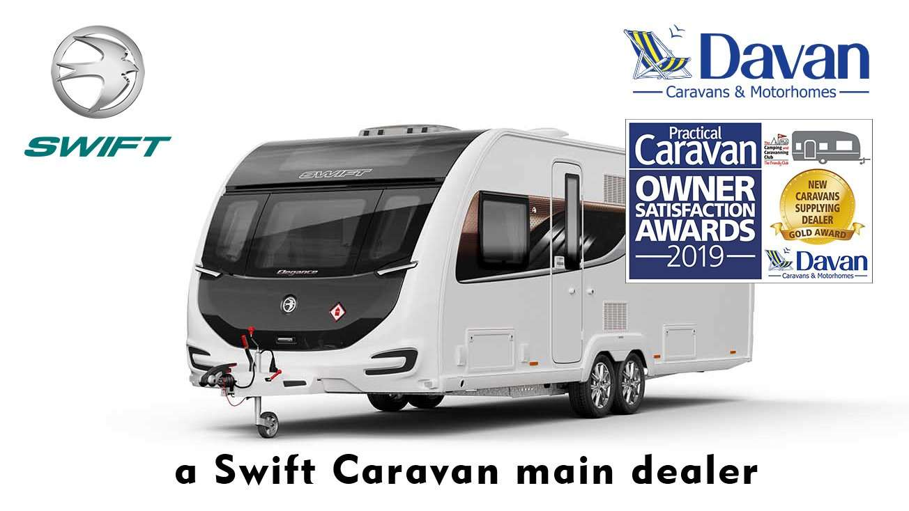 2020 Swift Caravans Main Dealer