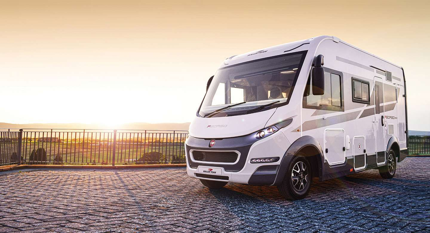 Roller team motorhomes main dealer pegaso
