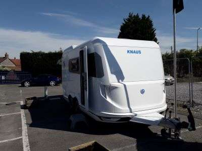 Knaus Deseo front