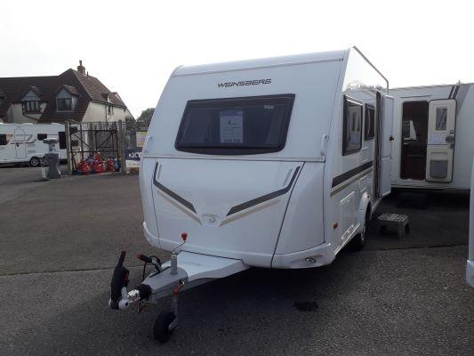 2020 Weinsberg Caravan 400