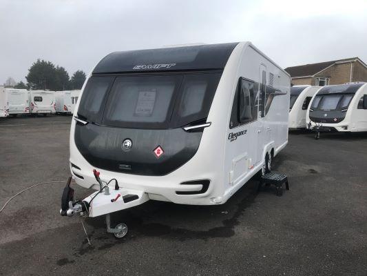 2021 Swift Elegance caravan Grande 835