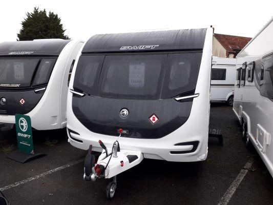 2021 Swift caravan Elegance grande 845