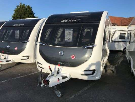 2021 Swift caravan challenger 565