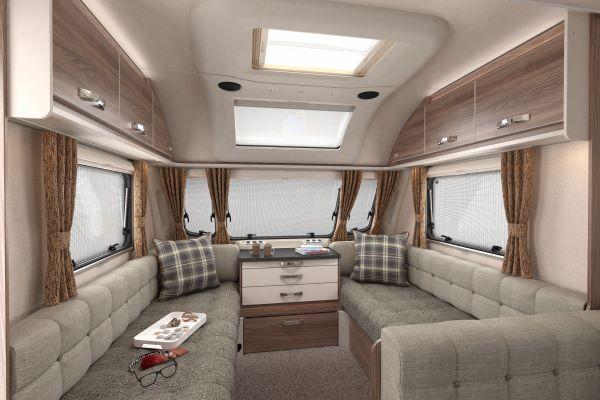 2021 Swift sprite quattro fb caravan