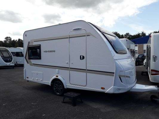 2021 Weinsberg Caravan CaraOne 390 PUH