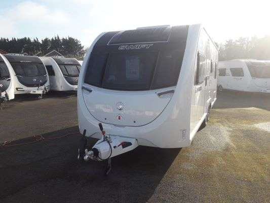 202021 swift caravan sprite quattro Fb