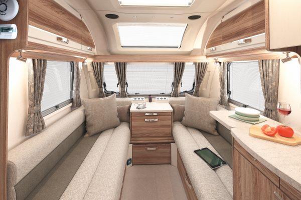 2021 Swift caravan challenger