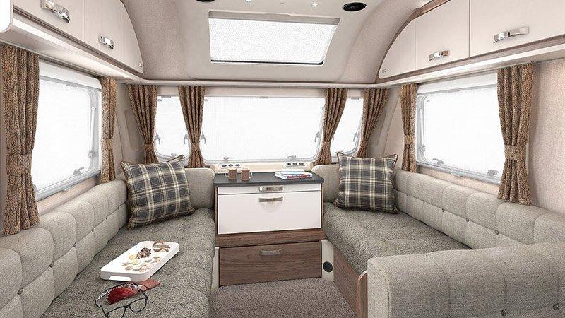 swift caravans Swift sprite-super-interior-2020