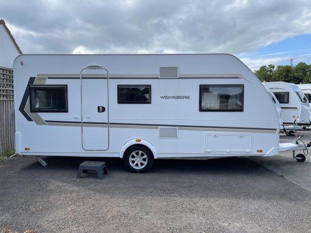 2020 Weinsberg Caravan 540 EUH