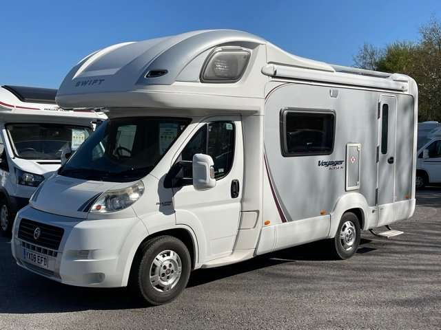 2008 Swift Voyager 635