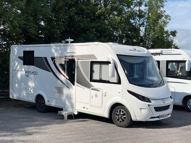 2017 RollerTeam Pegaso 740