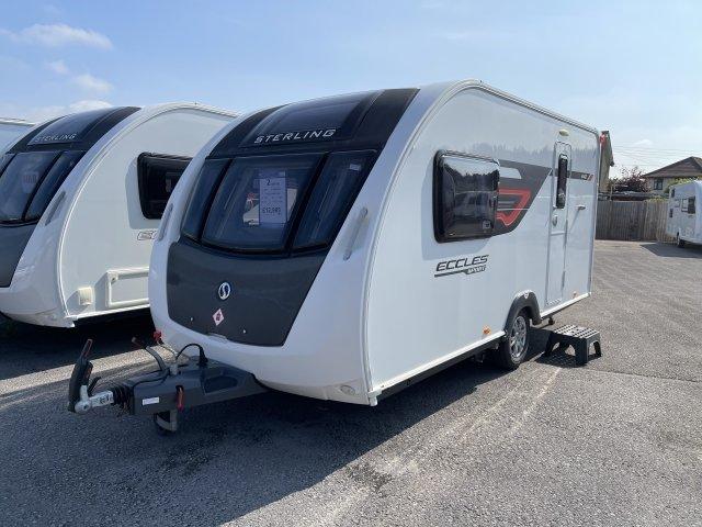 2014 Sterling Caravan Eccles 442