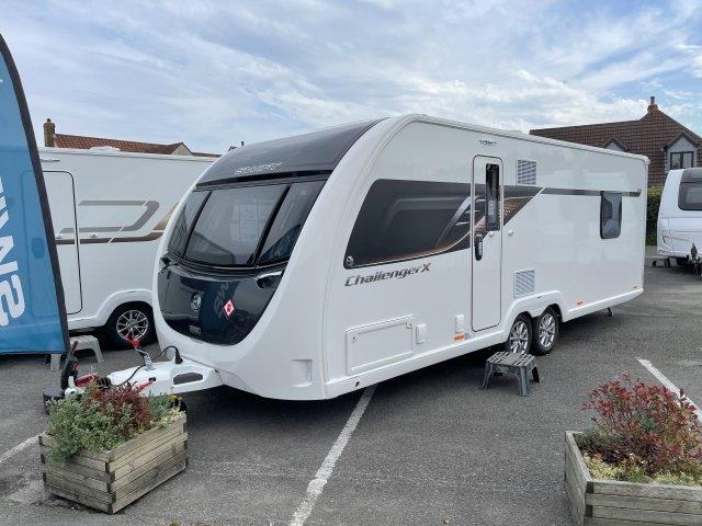 2022 Swift Challenger caravan x 850