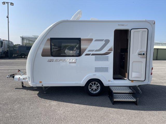 2022 Swift caravan compact