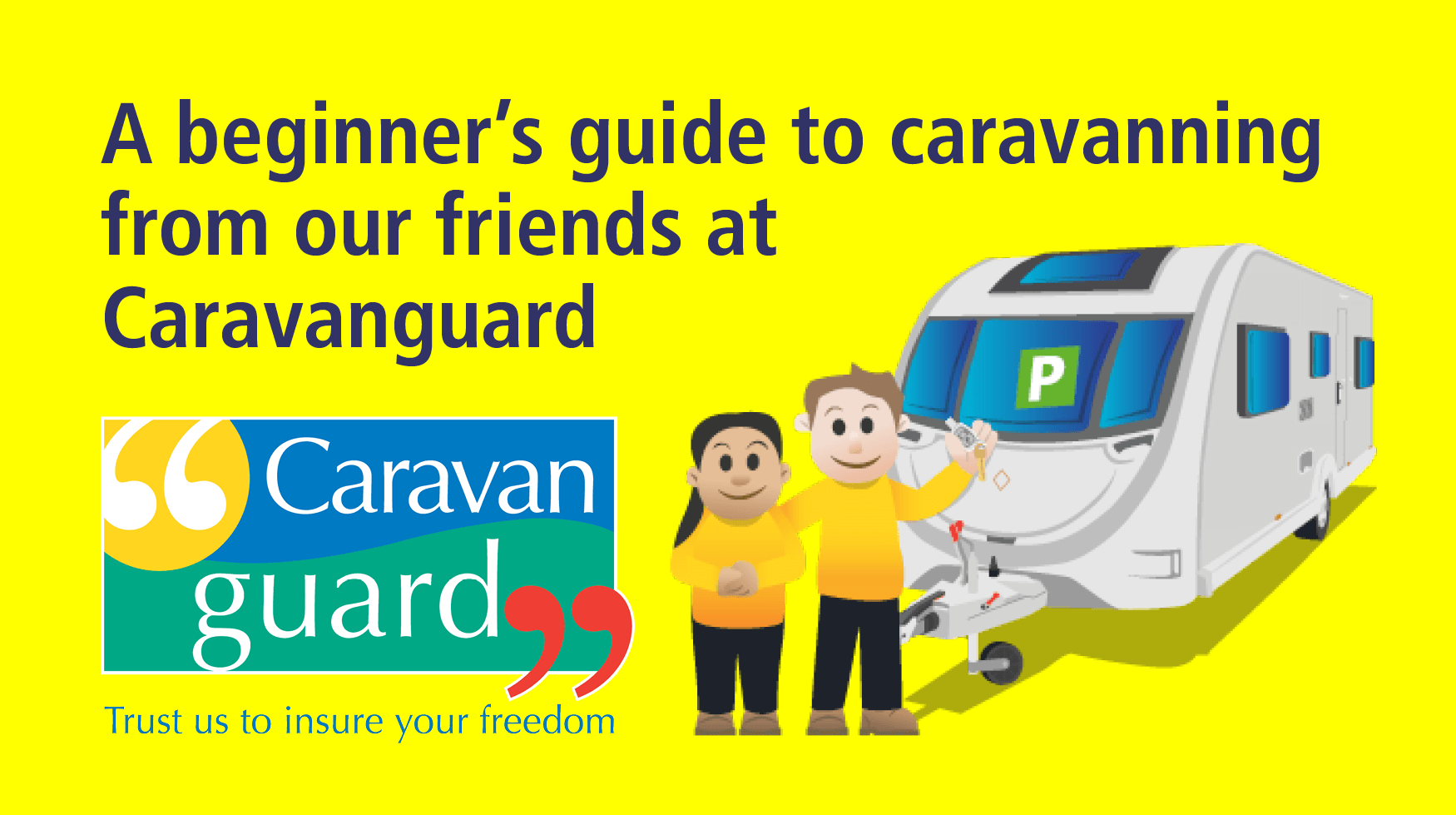 First time caravanners guide