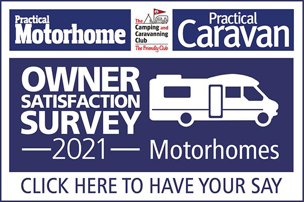 Motorhome owner satisfaction survey