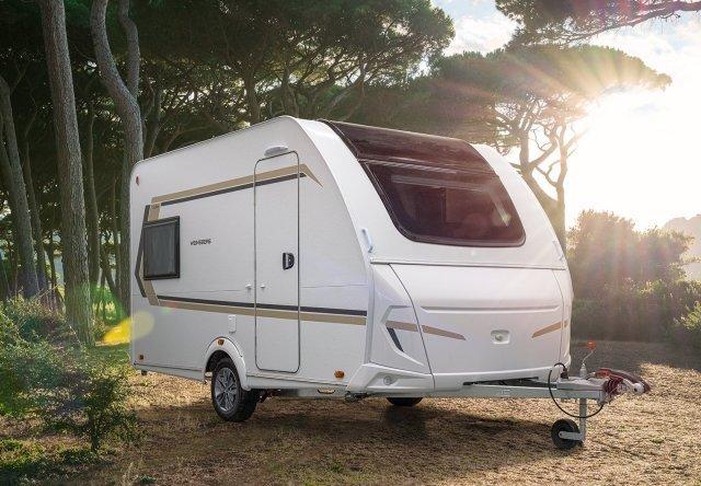2022 Weinsberg caravan caraone 390 puh