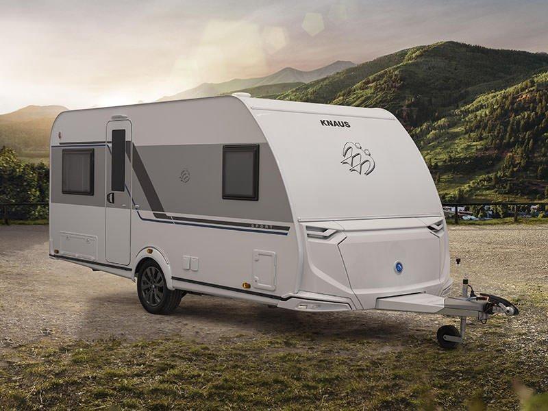 2022 Knaus caravan Sport