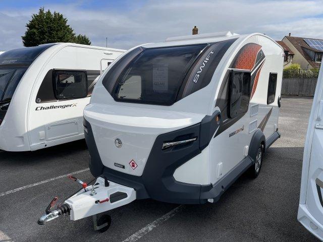2021 swift caravan basecamp 4