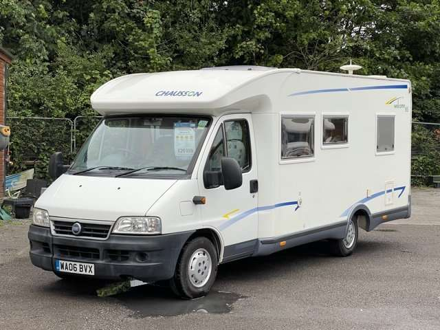 2006 Chausson Welcome 85