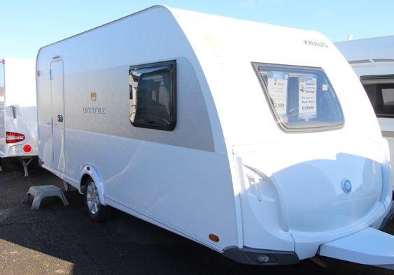 2017 Knaus Lifestyle 490L Exterior Front