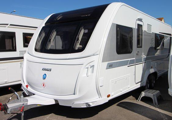 2018 Knaus Starclass 695 External Front