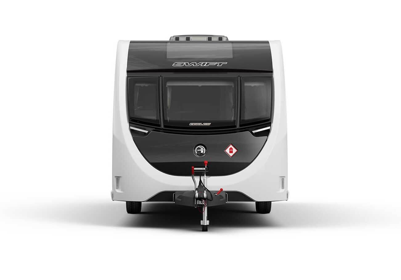 Swift Eccles 580 2019 Nose On