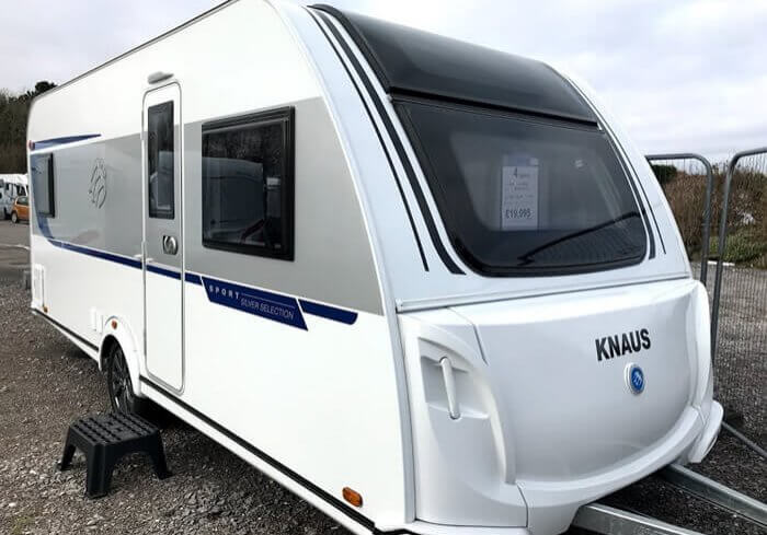 2019 Knaus Sport Silver 500