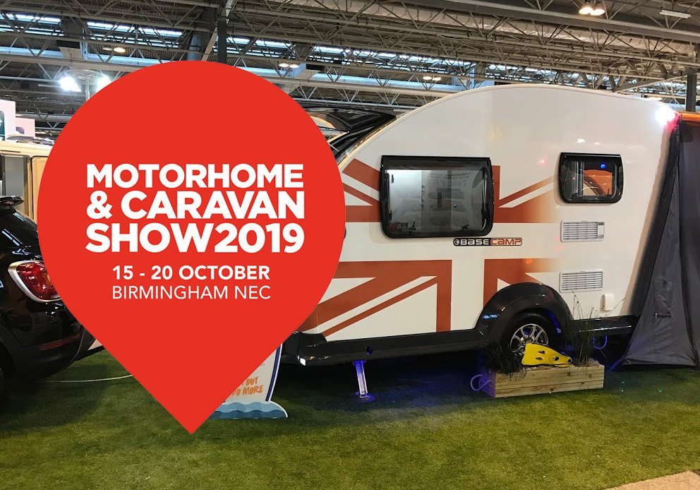 2019 October NEC Tourer Caravans