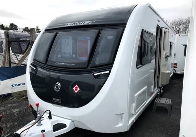 2019 Swift Challenger 650