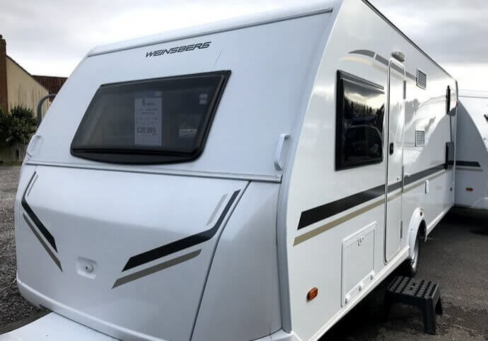 2019 Weinsberg caraone 550