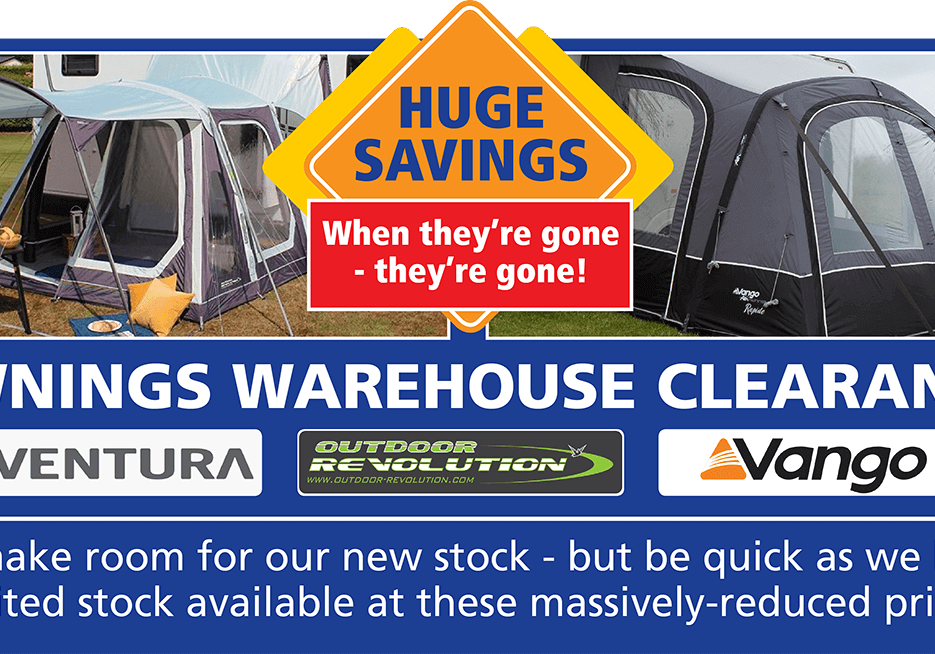 Awning clearance sale