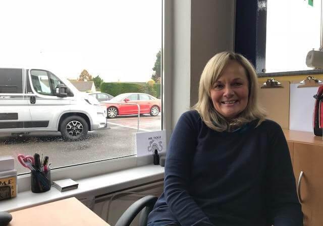 Louise Bowcock Motorhome Sales