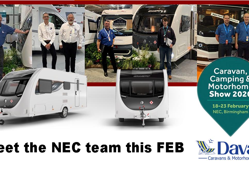 Meet the NEC team February 2020